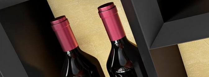 Wooden wine rack esigo 5