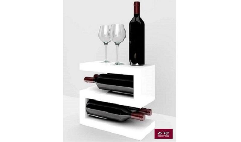 Esigo 12 tabletop wine rack