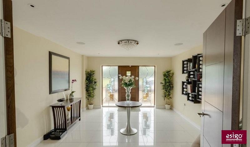 Esigo 5 modern design wine rack for home