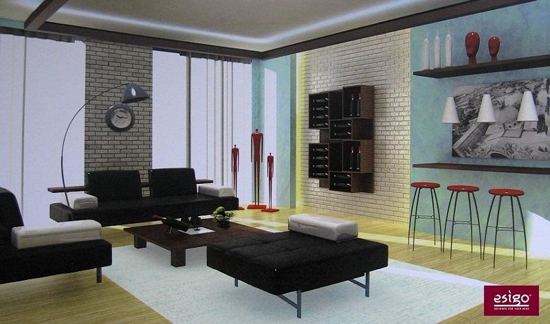Esigo home wine furniture
