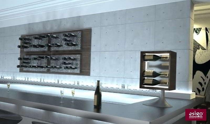 Design wine bar modern furniture