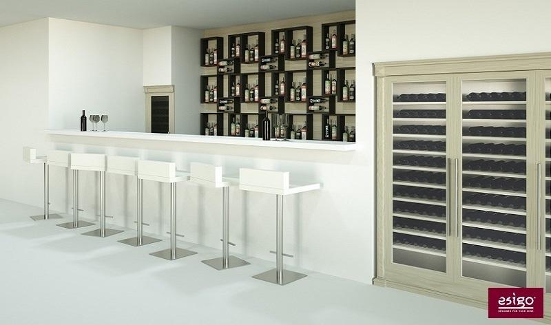 Wine bar furniture Esigo