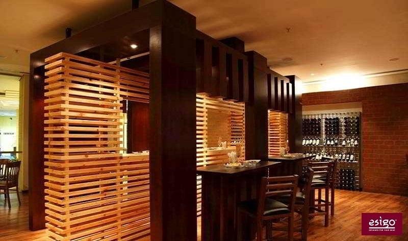 gallery: agencement bar à vin esigo - Meuble Bar Design Contemporain