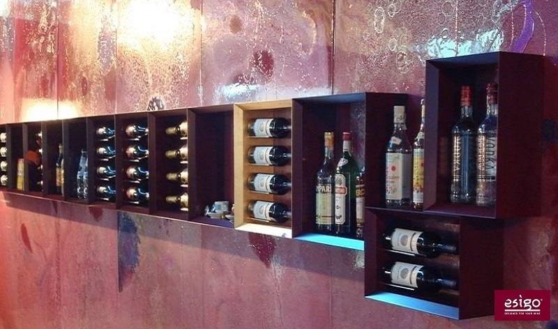 Modern design wine bar furniture
