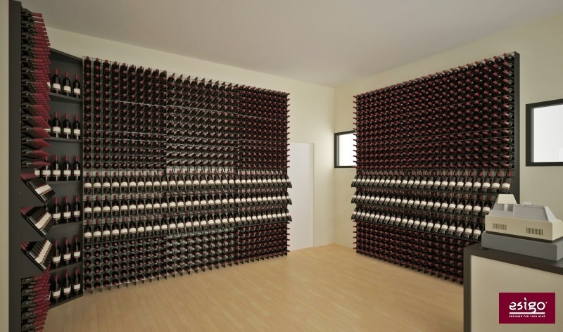 Gallery mobiliario para vinoteca esigo for Muebles para vinotecas