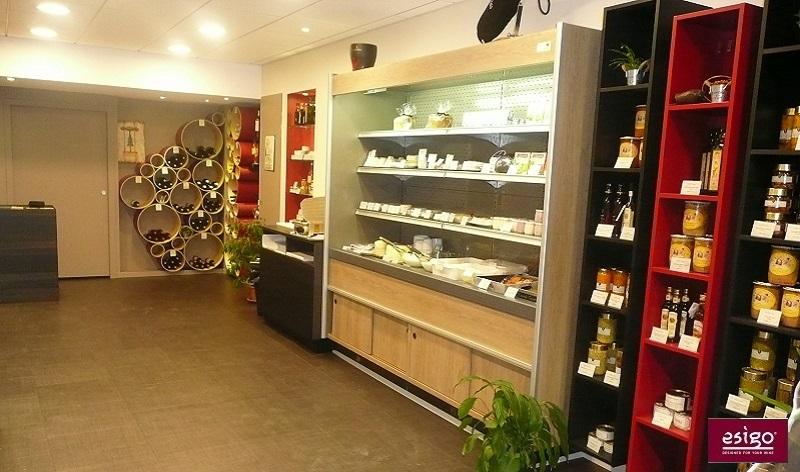 Shop furniture with design wine rack Esigo 8