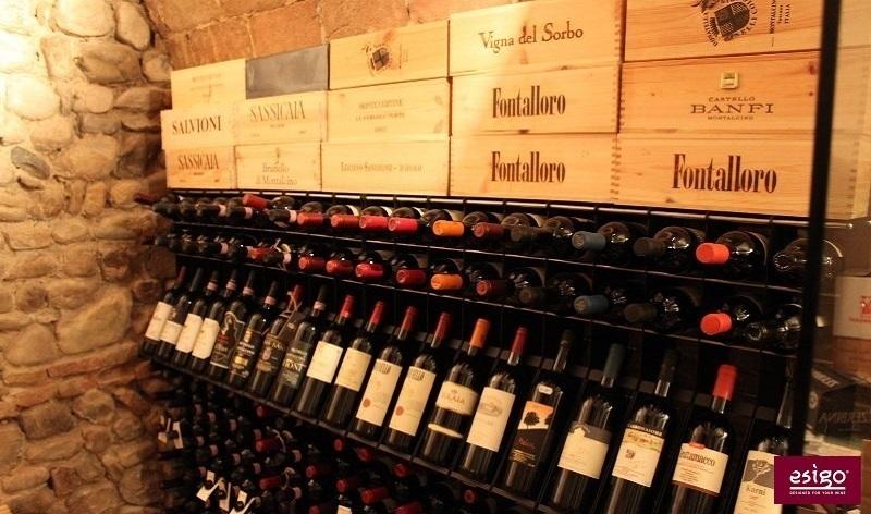 Esigo wine shops furniture