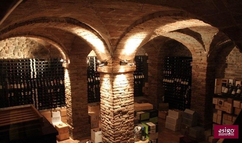 Esigo wineries shop furniture