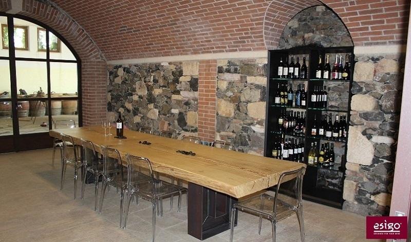 Esigo wineries retail shop furniture