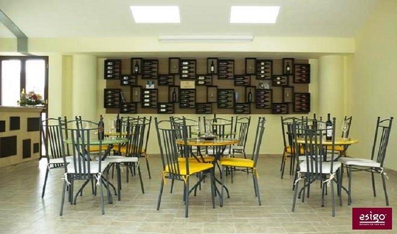 Wineries retail store furniture Esigo
