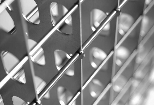Esigo srl - Metal wine racks