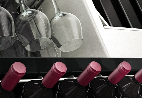 Esigo srl - Wine bar cabinets