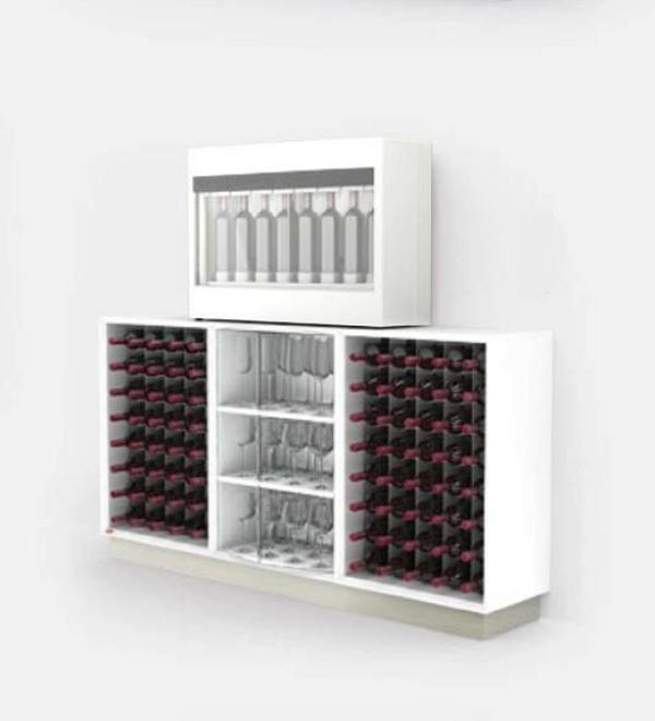 Esigo Wss3 wine storage cabinet