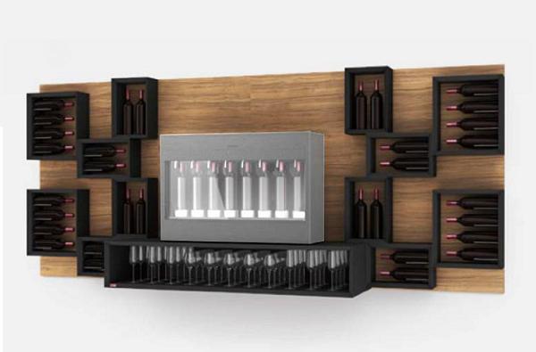 Esigo Wss5 wine rack cabinet