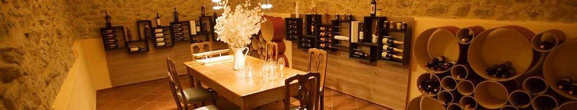 Restaurant wine furniture Esigo