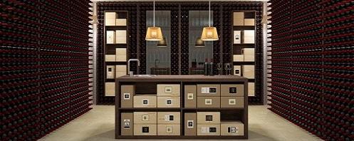 wall version wine cellar furniture design