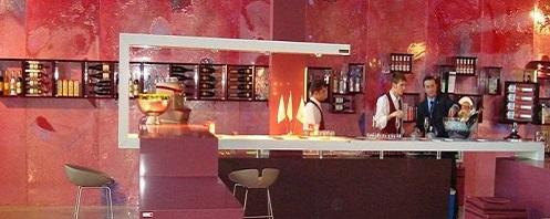 wine bar custom furniture