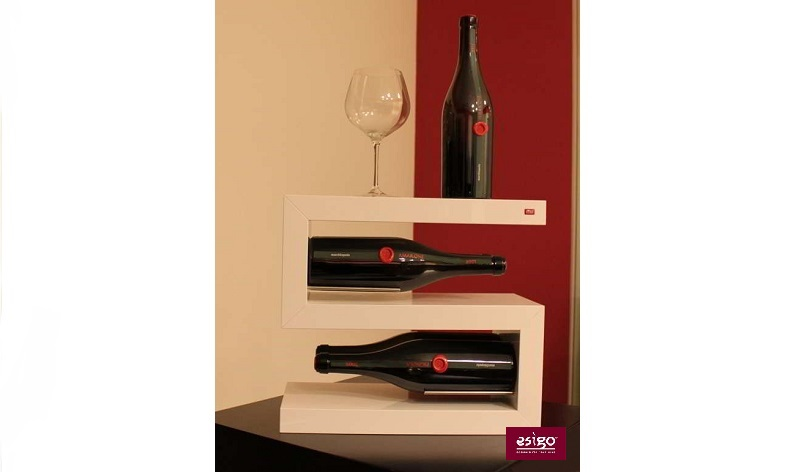 Esigo 12 small wine rack