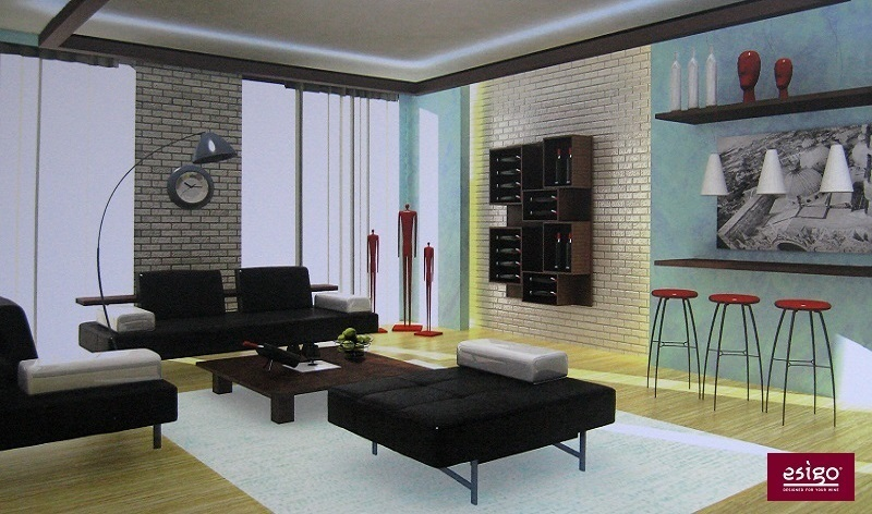 Esigo home wine furniture