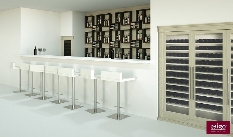 Wine bar furniture Esigo