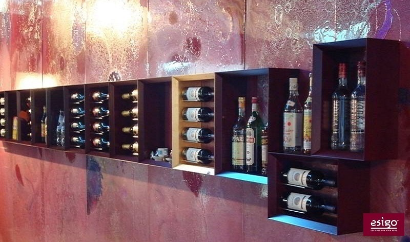 Modern design wine bar furniture