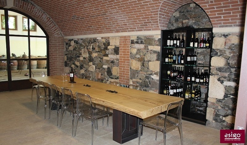 Esigo wineries retail shop furniture