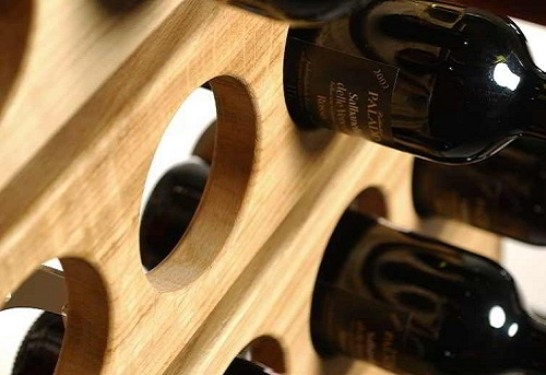 Esigo srl - Wooden wine racks