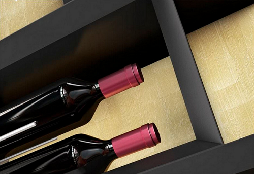 Esigo by Sanpatrignano wine racks