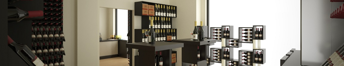 Esigo design wine shop furniture
