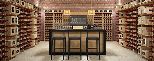 wine cellar furniture esigo classic
